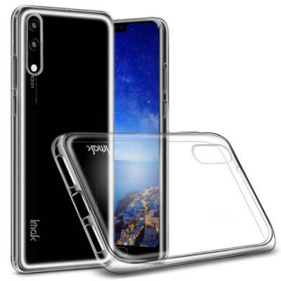Huawei P20 Kuori IMAK Läpinäkyvä + Suojakalvo
