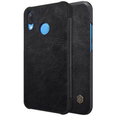 Huawei P20 Lite Kotelo Nillkin Qin Musta