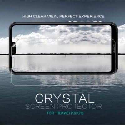 Huawei P20 Lite Näytön Suojakalvo Nillkin Kirkas