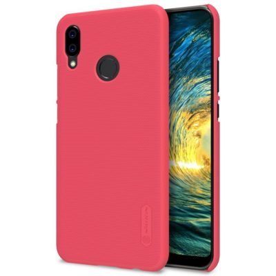 Huawei P20 Lite Suojakuori Nillkin Frosted Punainen