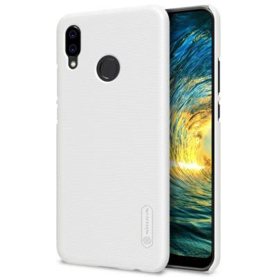 Huawei P20 Lite Suojakuori Nillkin Frosted Valkoinen