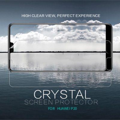 Huawei P20 Näytön Suojakalvo Nillkin Kirkas