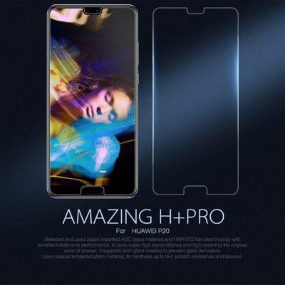 Huawei P20 Panssarilasi Nillkin Amazing H+Pro