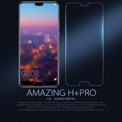 Huawei P20 Pro Panssarilasi Nillkin Amazing H+Pro