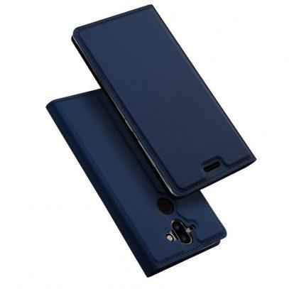 Nokia 8 Sirocco Kotelo Dux Ducis Tummansininen