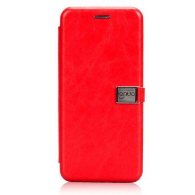 Samsung Galaxy S9 Suojakotelo Lenuo Punainen