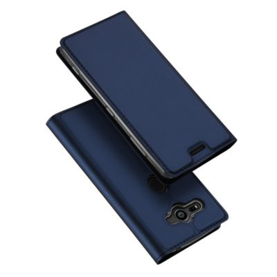 Sony Xperia XZ2 Compact Kotelo Dux Ducis Tummansininen