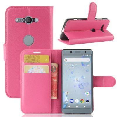 Sony Xperia XZ2 Compact Suojakotelo Pinkki
