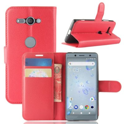 Sony Xperia XZ2 Compact Suojakotelo Punainen