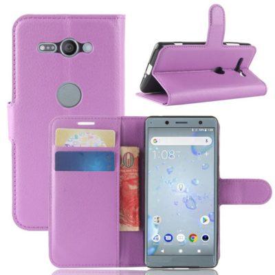 Sony Xperia XZ2 Compact Suojakotelo Violetti