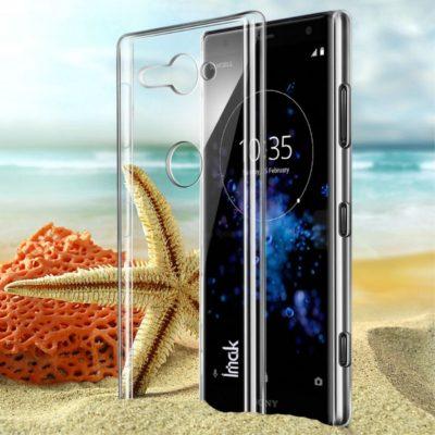 Sony Xperia XZ2 Compact Suojakuori IMAK Läpinäkyvä