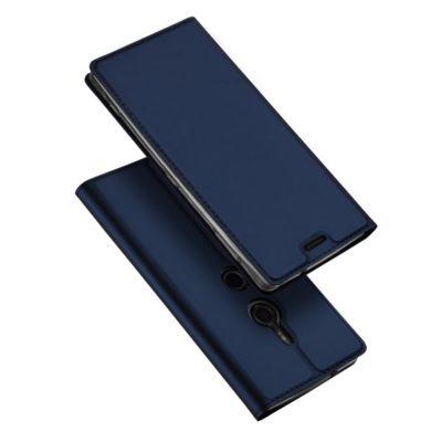 Sony Xperia XZ2 Suojakotelo Dux Ducis Tummansininen