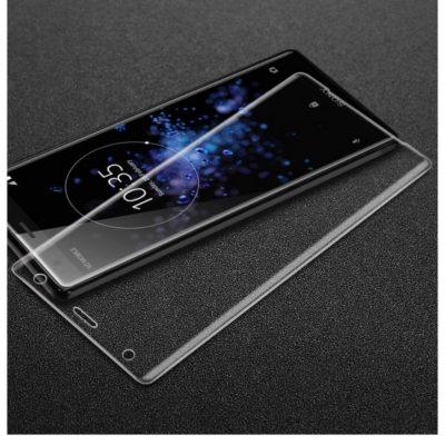 Sony Xperia XZ2 Täysin Peittävä Panssarilasi Kirkas