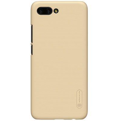 Huawei Honor 10 Kuori Nillkin Frosted Kulta