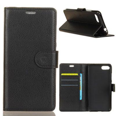Huawei Honor 10 Lompakkokotelo Musta