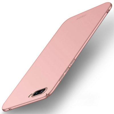 Huawei Honor 10 Suojakuori MOFI Slim Ruusukulta