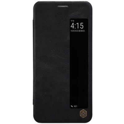 Huawei P20 Suojakotelo Nillkin Qin Musta