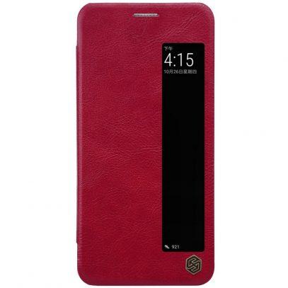Huawei P20 Suojakotelo Nillkin Qin Punainen