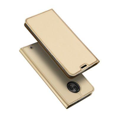 Motorola Moto G6 Plus Kotelo Dux Kulta