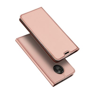 Motorola Moto G6 Suojakotelo Dux Ducis Ruusukulta