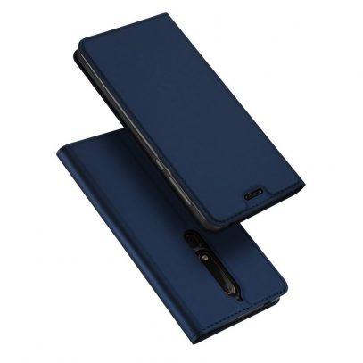 Nokia 6 (2018) Kotelo Dux Ducis Tummansininen