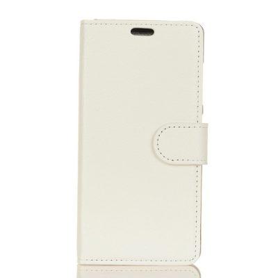 Samsung Galaxy A6 (2018) Lompakkokotelo Valkoinen