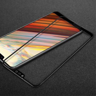 Huawei Honor 10 Panssarilasi IMAK Musta