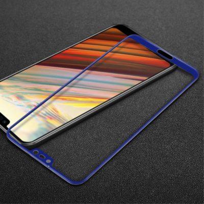 Huawei Honor 10 Panssarilasi IMAK Sininen