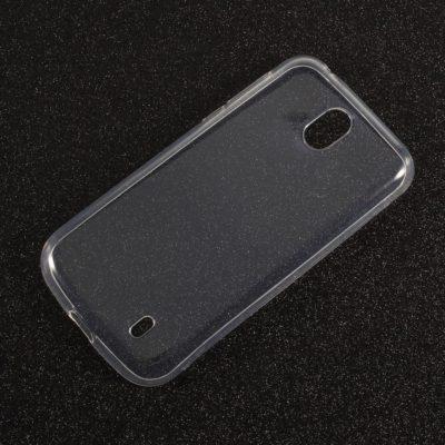 Nokia 1 Suojakuori TPU-Muovi Läpinäkyvä