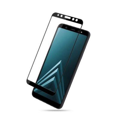 Samsung Galaxy A6 (2018) Panssarilasi Mocolo Musta