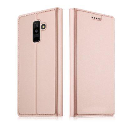 Samsung Galaxy A6+ (2018) Kotelo Ruusukulta