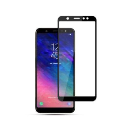 Samsung Galaxy A6+ (2018) Panssarilasi Mocolo Musta