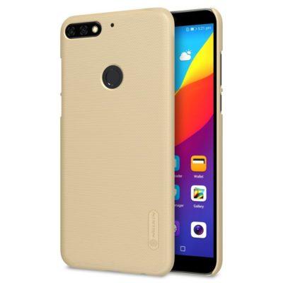 Huawei Honor 7C Suojakuori Nillkin Frosted Kulta