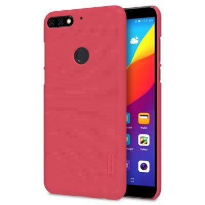 Huawei Honor 7C Suojakuori Nillkin Frosted Punainen