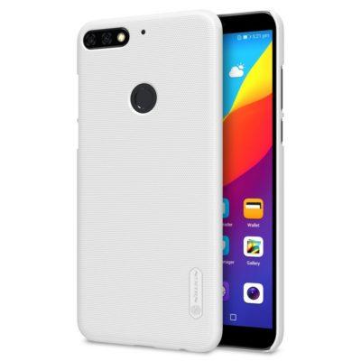 Huawei Honor 7C Suojakuori Nillkin Frosted Valkoinen