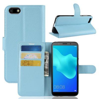 Huawei Honor 7S Lompakkokotelo Sininen