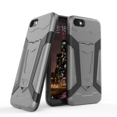 Huawei Honor 7S Suojakuori 2-osainen Harmaa