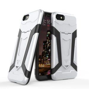 Huawei Honor 7S Suojakuori 2-osainen Hopea