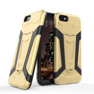 Huawei Honor 7S Suojakuori 2-osainen Kulta