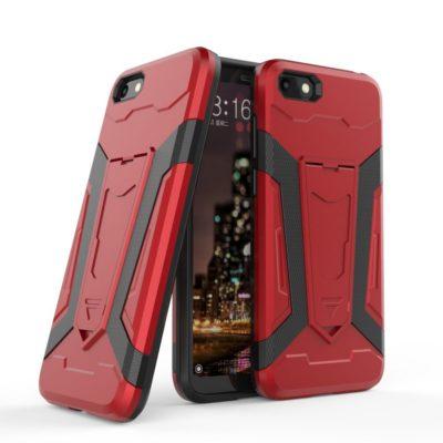 Huawei Honor 7S Suojakuori 2-osainen Punainen