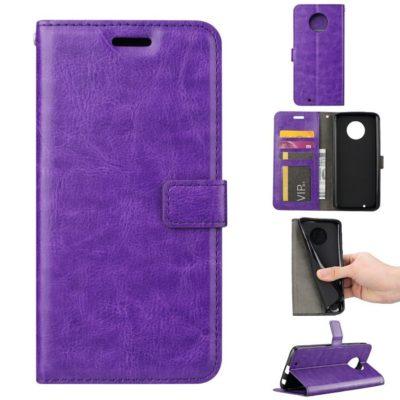 Motorola Moto G6 Lompakkokotelo Violetti