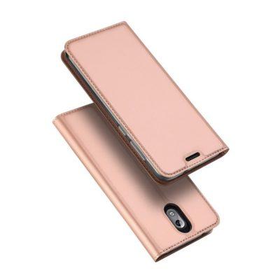 Nokia 3.1 (2018) Suojakotelo Dux Ducis Ruusukulta