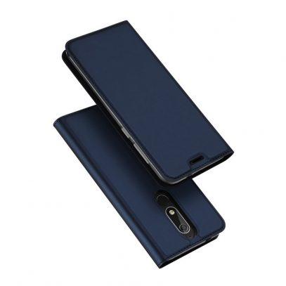 Nokia 5.1 (2018) Suojakotelo Dux Ducis Tummansininen