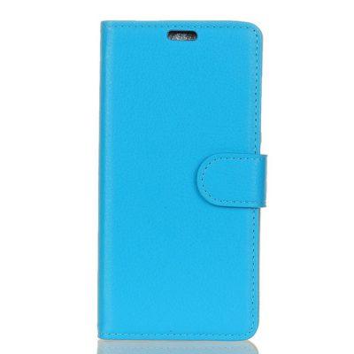 Nokia 5.1 (2018) Suojakotelo Sininen Lompakko