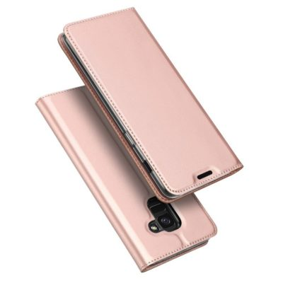Samsung Galaxy J6 (2018) Kotelo Dux Ducis Ruusukulta