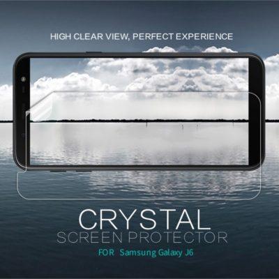 Samsung Galaxy J6 (2018) Näytön Suojakalvo Nillkin