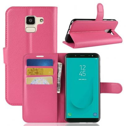 Samsung Galaxy J6 (2018) Suojakotelo Pinkki