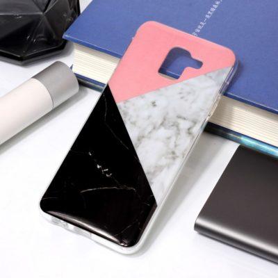 Samsung Galaxy J6 (2018) Suojakuori Marmori 7