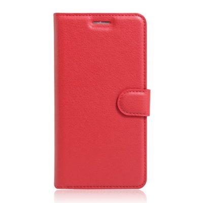 Huawei Honor 7 Lite Punainen Lompakkokotelo