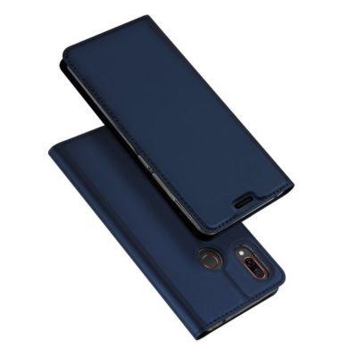 Huawei Honor Play Kotelo Dux Ducis Tummansininen